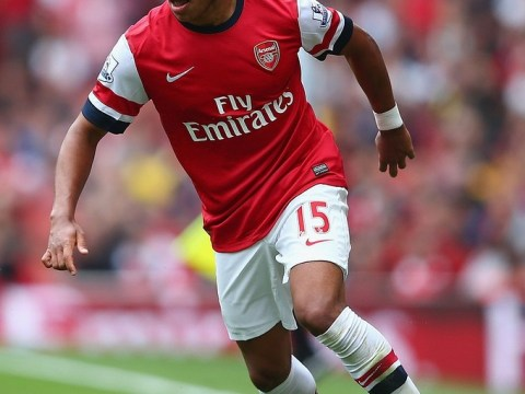 Another blow for Arsenal with fears Alex Oxlade-Chamberlain could be out for months