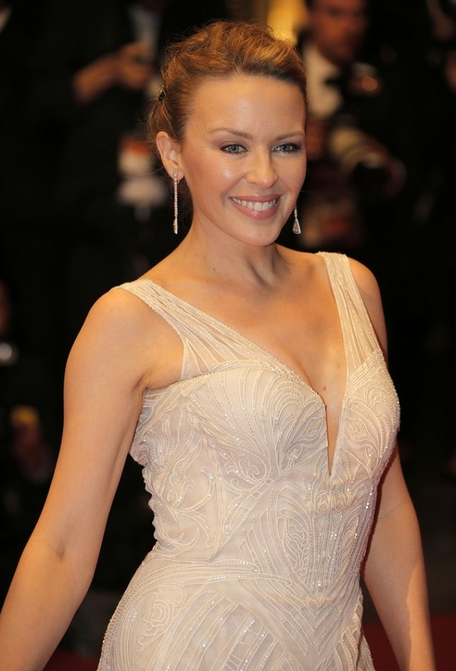 The Voice: Kylie Minogue will be a coach on the third series of the singing show (Picture: AP)