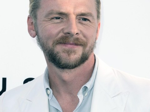 Will Simon Pegg be in Star Wars Episode 7? Reports suggest actor has filmed 'secret role' in blockbuster