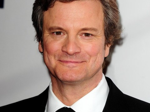 Colin Firth lends his voice and face to Paddington Bear