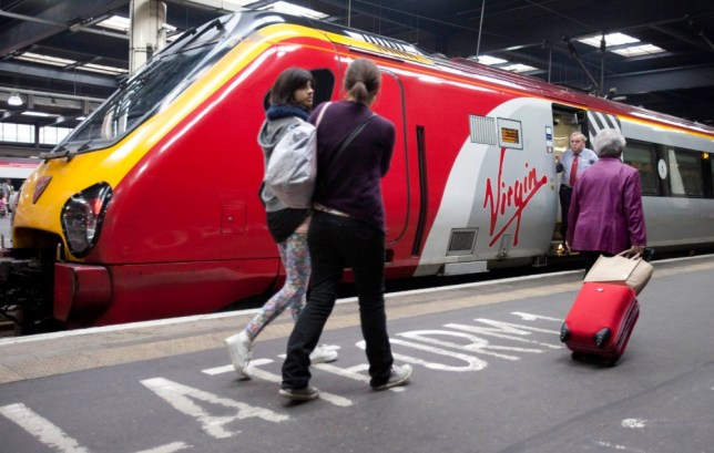 Virgin Trains denies installing CCTV cameras in toilets to catch graffiti suspects