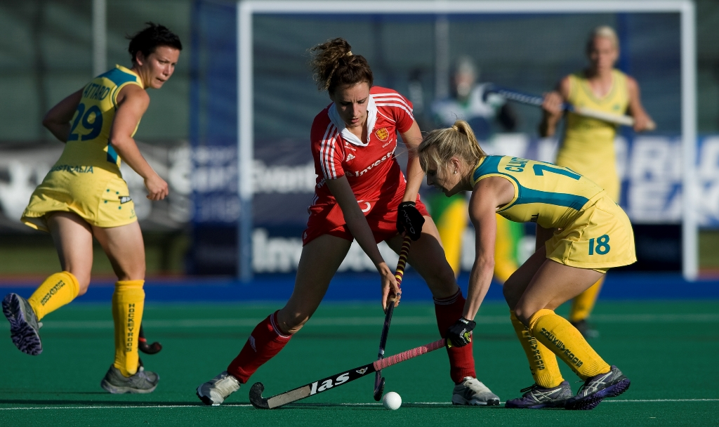 Ashleigh Ball hockey blog: Our target is to win European gold