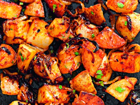 How to cook Rebecca Seal's Turkish spiced potatoes