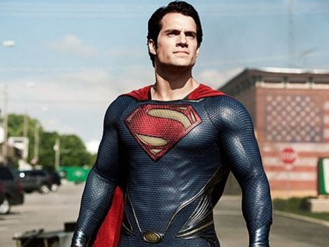 Henry Cavill sparks rumours he's back to work on Batman v Superman after being spotted in Detroit