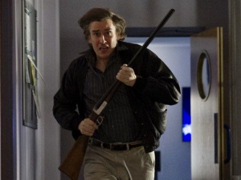 Alan Partridge, the king of quality chat, makes it on to the big screen at last
