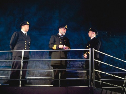 Titanic might sink but the Southwark Playhouse production soars
