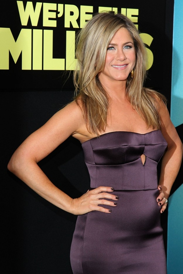 Jennifer Aniston bans questions about having babies as her wedding to Justin Theroux nears