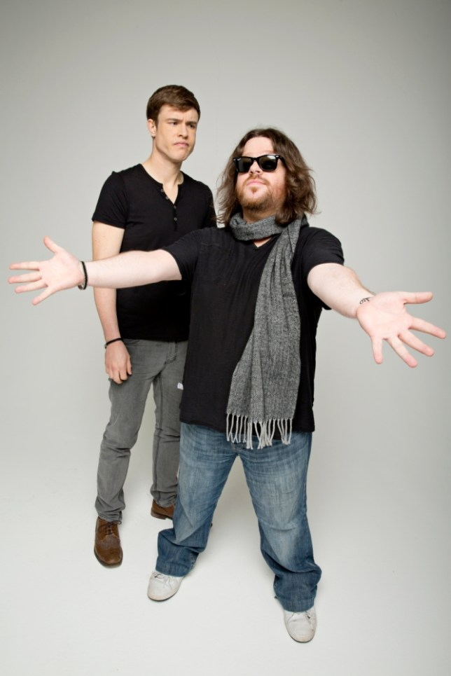 Ed Gamble and Ray Peacock will be appearing at the Edinburgh Festival Fringe (Picture: Ashley Maile)