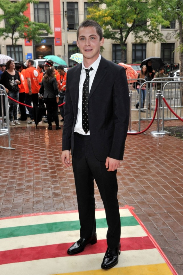 Logan Lerman stars in Percy Jackson: Sea Of Monsters  (Picture: Sonia Recchia/Getty Images)