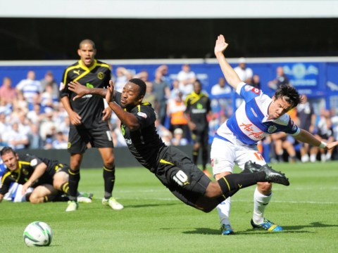 Gallery: Queens Park Rangers v Sheffield Wednesday at Loftus Road 3rd August 2013