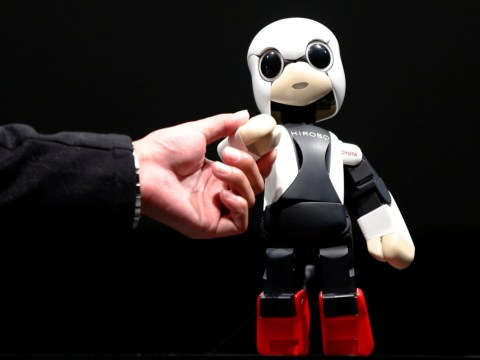 One giant leap for talking robots as humanoid 'astronaut' Kirobo heads for International Space Station from Japan