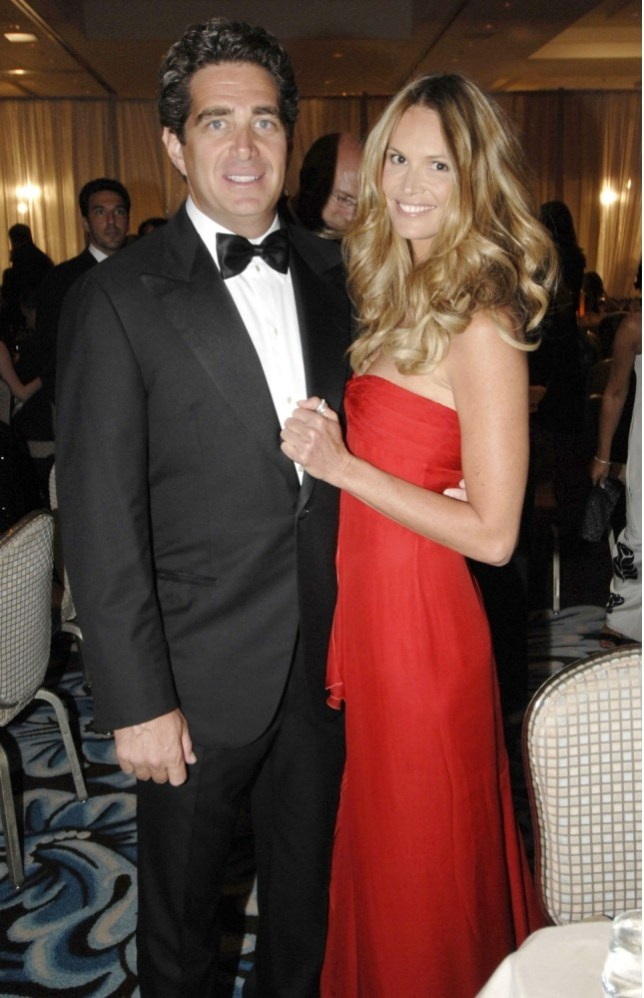 Mandatory Credit: Photo by Startraks Photo / Rex Features (919738j)  Jeff Soffer and Elle Macpherson  Miami Beach Chamber of Commerce 87th Annual Gala at Fontainebleau Miami Beach, Florida, America - 09 May 2009