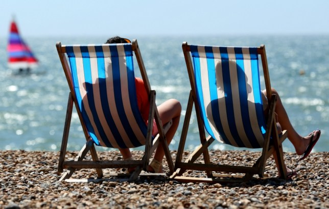 Hottest August since 2004 for baking Britain