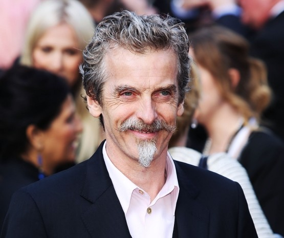 Doctor Who writer: Peter Capaldi casting is great, this isn't Made In Chelsea