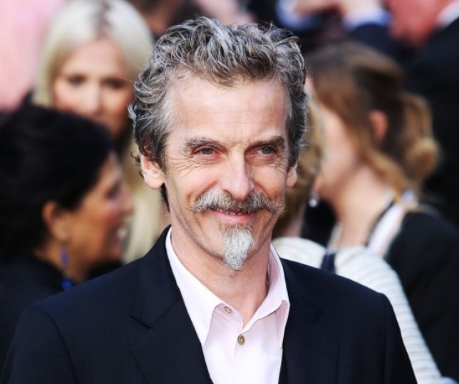 LONDON, ENGLAND - JUNE 02:  Peter Capaldi attends the World Premiere of 'World War Z' at The Empire Cinema on June 2, 2013 in London, England.  (Photo by Tim P. Whitby/Getty Images)