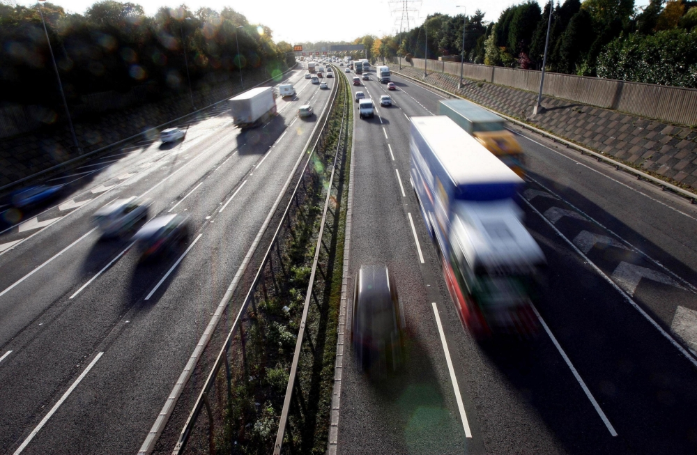 'I stopped to pick some flowers' among worst hard shoulder excuses