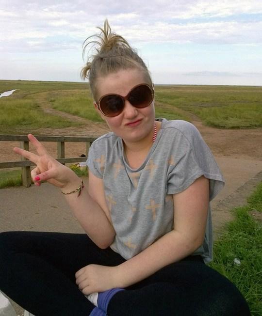 Hannah Smith, suicide