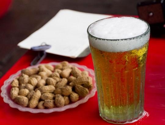 Hanoi micro-brewery