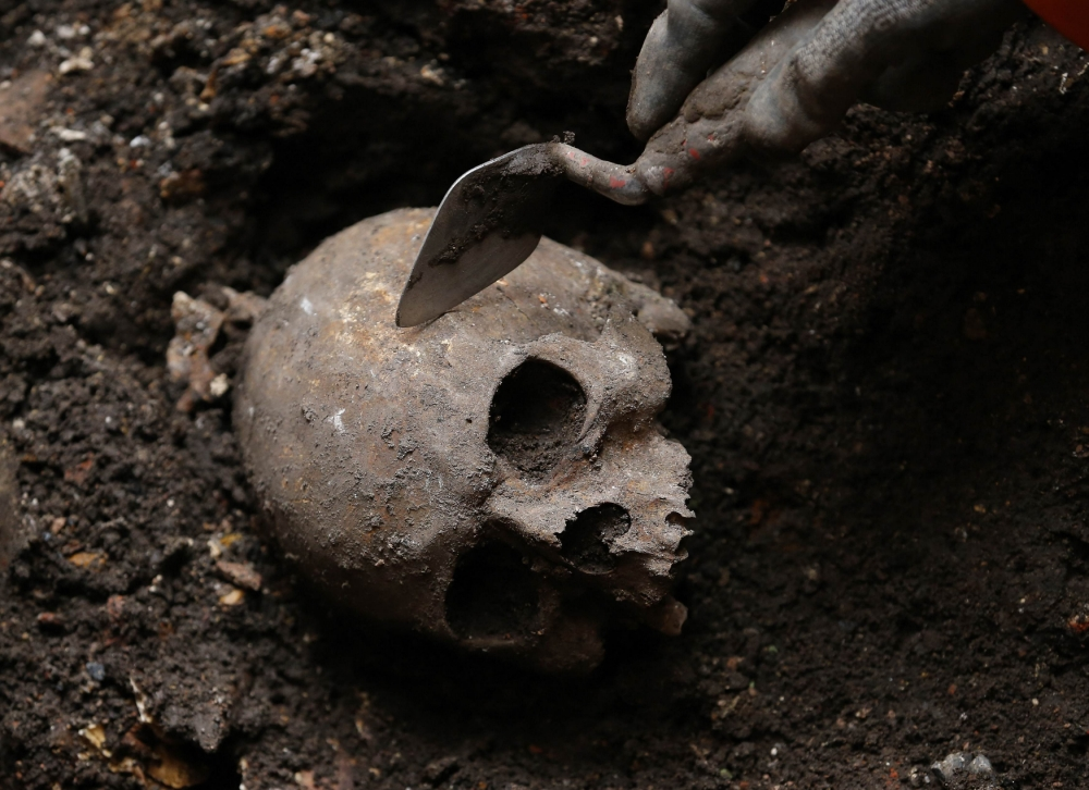 Gallery: Evidence of 9,000-year-old Londoners discovered on Crossrail dig
