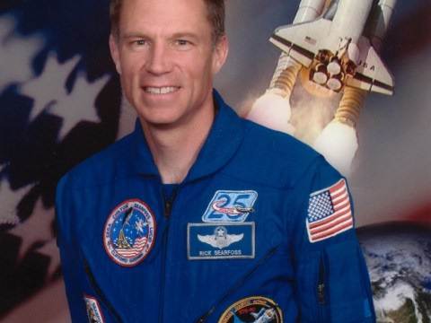Nine to five: Being a Nasa astronaut is a blast of a job