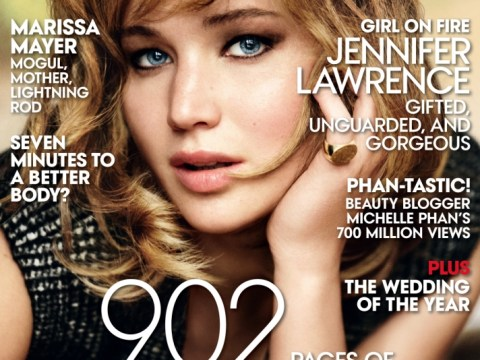 Did you predict your Oscar? Jennifer Lawrence admits she always knew she would be famous
