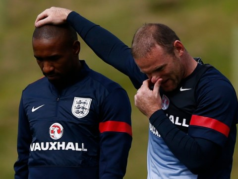 Wayne Rooney misses Manchester United Community Shield but trains with England