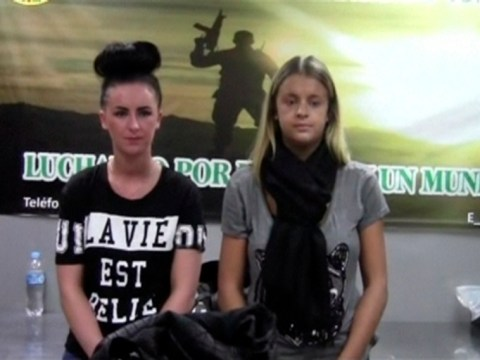 Guilty pleas of 'Peru two' Michaella McCollum and Melissa Reid set to be rejected