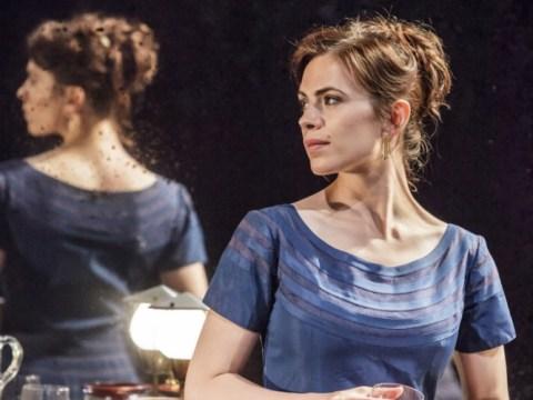 Mathew Horne and Hayley Atwell star in sensitive revival of The Pride at Trafalgar Studios