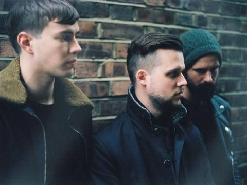 White Lies pull out more stadium rock with Big TV