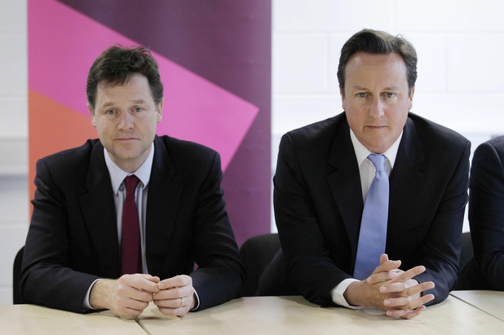 Nick Clegg backed order to call on Guardian to destroy leaked classified documents