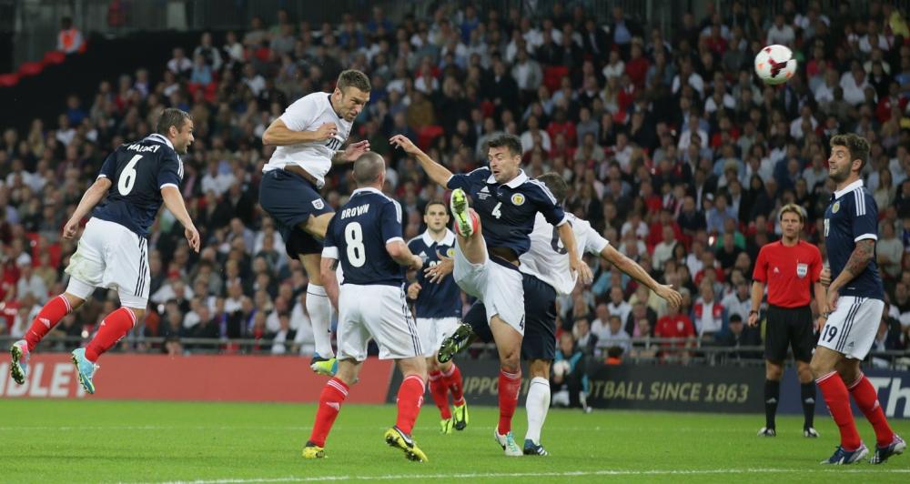 Gallery: England v Scotland  August 2013
