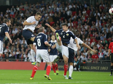 Gallery: England v Scotland  August 2013