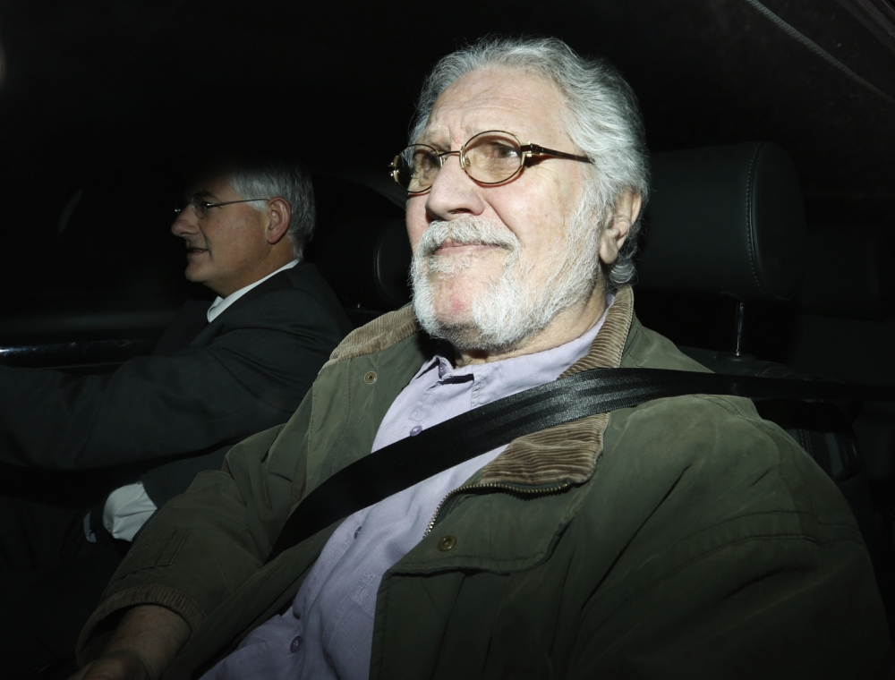 Dave Lee Travis 'disappointed' by 11 charges of indecent assault and one of sexual assault
