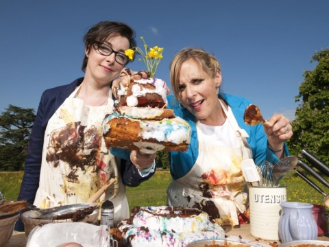 The Great British Bake Off 2013, episode 4 – pies, pastry, panic!