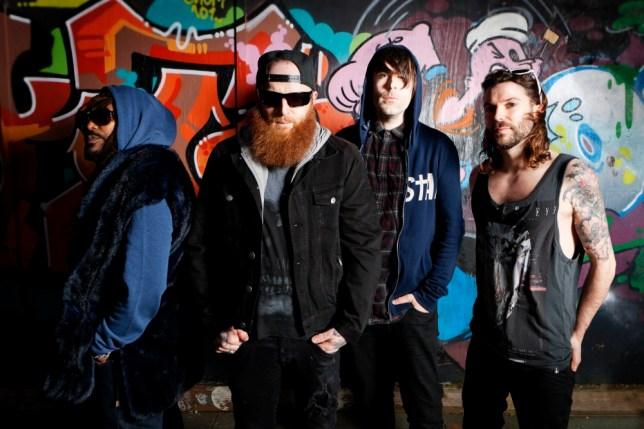 Skindred play an intimate gig ahead of the Reading and Leeds festivals