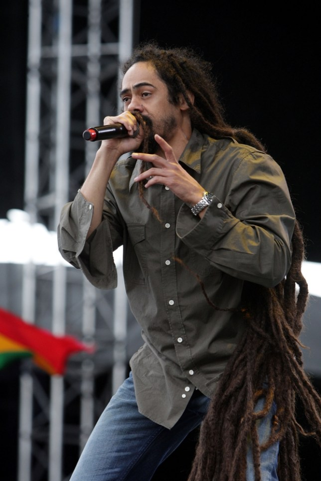 Damian Marley (Picture: Bill McCay/WireImage)