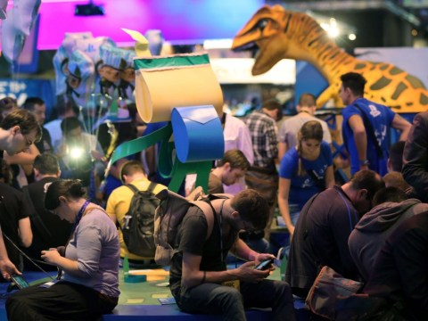 Gamescom: Battle of the incompatible consoles