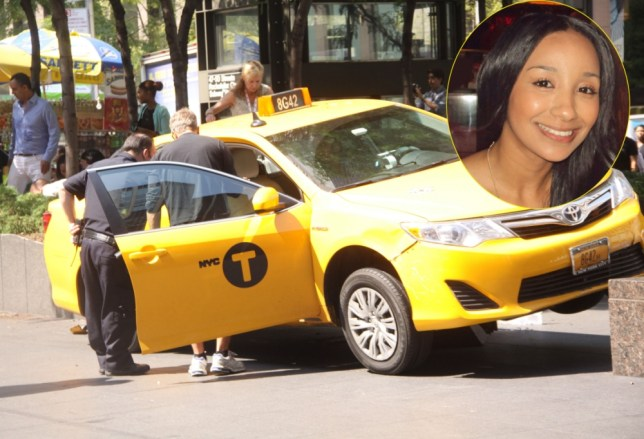 Sian Green sues New York City after losing part of her leg in taxi incident