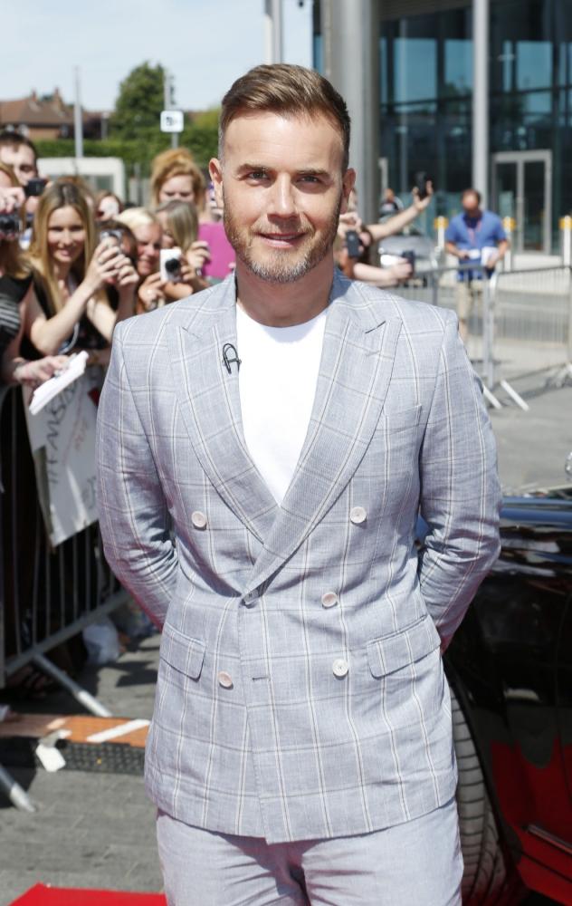 Gary Barlow blames Melinda Messenger's good looks for Celebrity Wife Swap refusal