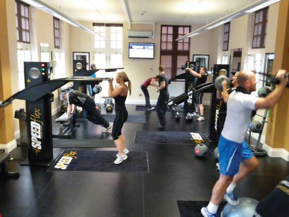 Speedflex, Grit and Ravercise: New gym classes with a twist