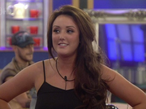 Celebrity Big Brother 2013: Geordie Shore's Charlotte Crosby brands ex-Coronation Street star Vicky Entwistle a 'stupid cow'
