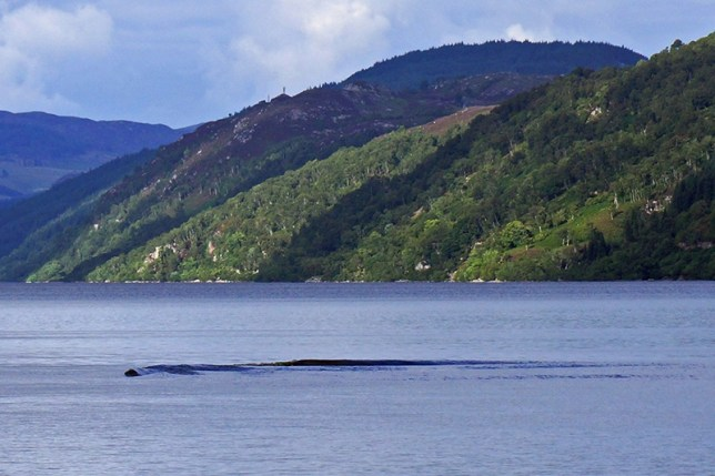 Loch Ness monster, David Elder