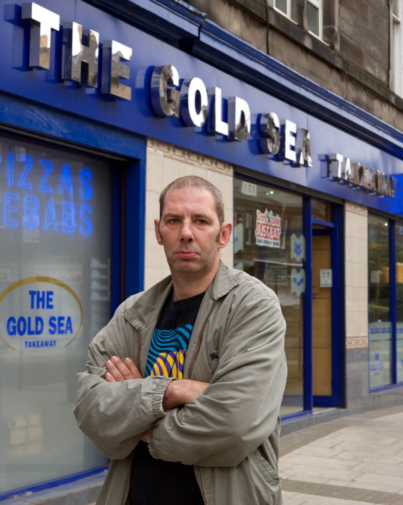 Edinburgh chip shop accused of racism over 25p ketchup charge for Glaswegian man