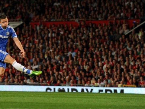 Gallery:  Manchester United v Chelsea 26th August 2013