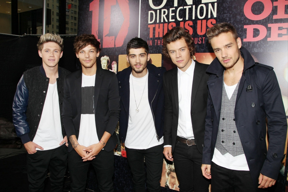 One Direction: This Is Us shoots to top of US box office