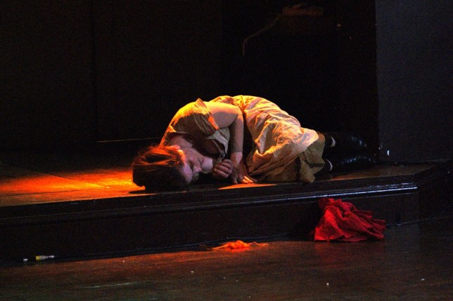 Irene Wernl in a scene from Story Of A Night Pianist (Picture: Lise Smith)