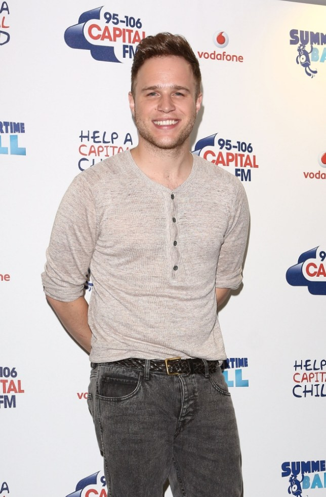 Olly Murs (Picture: Getty Images)
