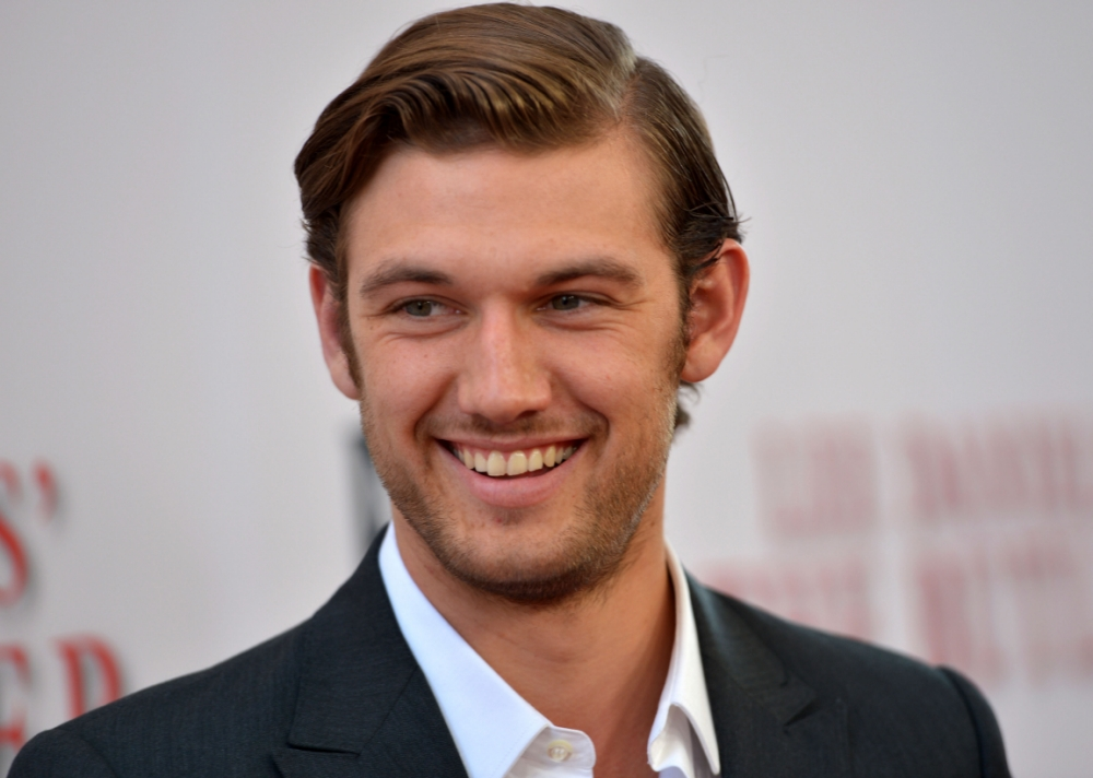 LOS ANGELES, CA - AUGUST 12:  Actor Alex Pettyfer attends LEE DANIELS' THE BUTLER Los Angeles premiere, hosted by TWC, Budweiser and FIJI Water, Purity Vodka and Stack Wines, held at Regal Cinemas L.A. Live on August 12, 2013 in Los Angeles, California.  (Photo by Charley Gallay/Getty Images for TWC)