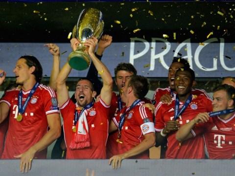 Gallery: Bayern Munich defeat Chelsea in Super Cup