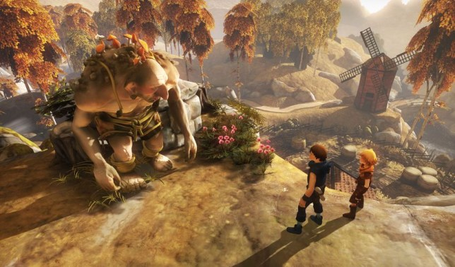 Brothers: A Tale of Two Sons (360) – a Grimm story